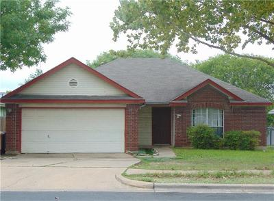 Hays County, Travis County, Williamson County Single Family Home For Sale: 5600 Teri Rd