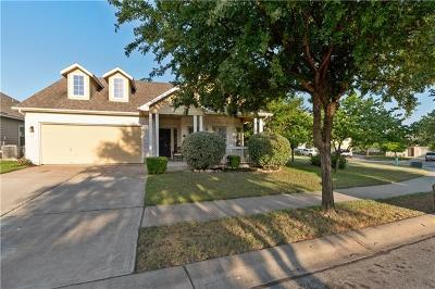 Georgetown Single Family Home For Sale: 803 Bedford Ct