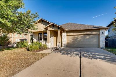 Buda Single Family Home For Sale: 267 Rosemary Holw