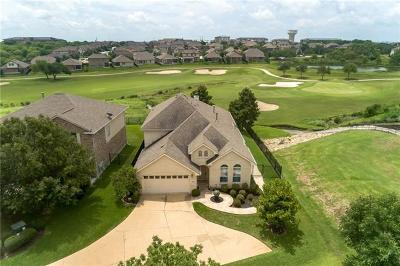 Round Rock Single Family Home Pending - Taking Backups: 1893 Windberry Path