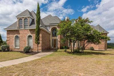Leander Single Family Home For Sale: 2039 Spyglass Hl