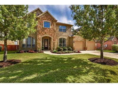 Round Rock Single Family Home Pending - Taking Backups: 3913 Obsidian Ln
