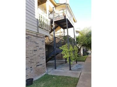 Travis County Condo/Townhouse For Sale: 5608 Cougar Dr #303