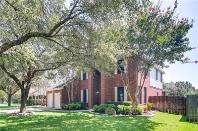 Georgetown Single Family Home For Sale: 309 N Carriage Hills Dr