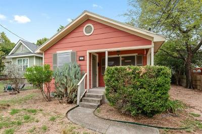 Single Family Home Pending - Taking Backups: 1403 Sanchez St