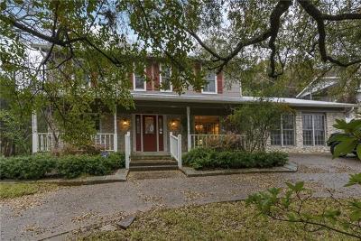 Austin Single Family Home For Sale: 5903 Highland Hills Trl