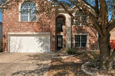 Cedar Park TX Single Family Home For Sale: $334,900