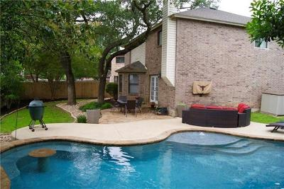 Cedar Park Single Family Home For Sale: 1402 Chalk Ln