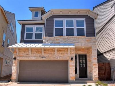 Austin Single Family Home For Sale: 13804 Cibolo Trace