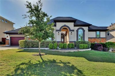 Leander Single Family Home For Sale: 1904 Long Bow Dr