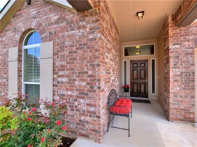 Georgetown Single Family Home Pending - Taking Backups: 187 Bastian Ln