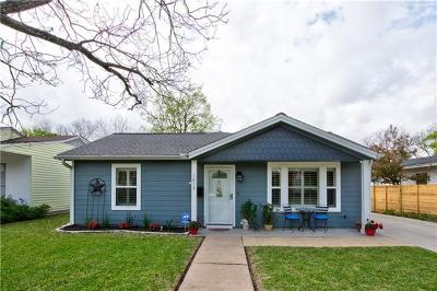 Single Family Home For Sale: 1215 Richcreek Rd