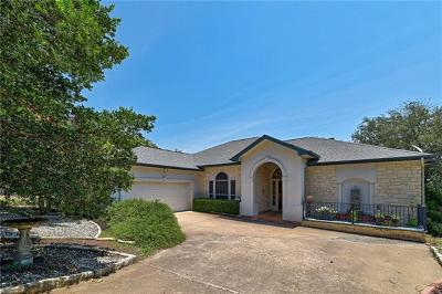 Lago Vista Single Family Home For Sale: 20545 Highland Lake Dr