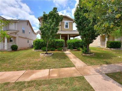 Cedar Park Single Family Home For Sale: 1413 Davis Mountain Loop