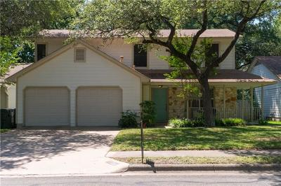 Austin Single Family Home For Sale: 13158 Mill Stone Dr