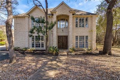 Hays County, Travis County, Williamson County Single Family Home For Sale: 10113 Wild Dunes Dr