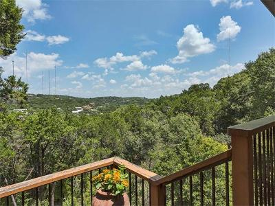 Travis County Single Family Home For Sale: 820 Terrace Mountain Dr