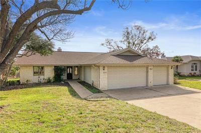 Lago Vista Single Family Home For Sale: 2815 Declaration Cir