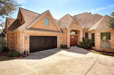 Austin Single Family Home For Sale: 1474 Buffalo Gap
