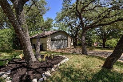 Austin Single Family Home For Sale: 11212 Hidden Bluff Dr