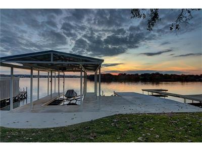 Burnet County Single Family Home For Sale: 2818 Lakeview Ln