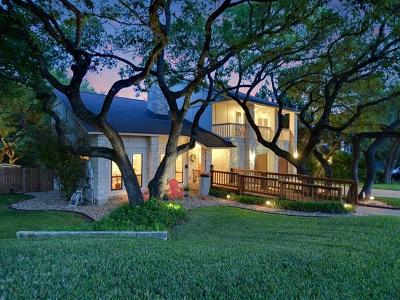 Austin Single Family Home For Sale: 6505 Ladera Norte