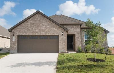Round Rock Single Family Home For Sale: 6045 Gimignano Pl
