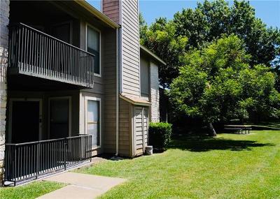 Austin Condo/Townhouse For Sale: 10616 Mellow Meadows Dr #42D