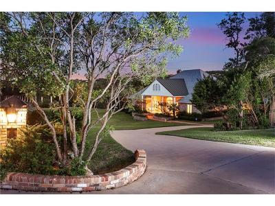 Single Family Home For Sale: 8201 Hickory Creek Dr