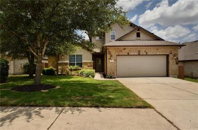 Hays County Single Family Home For Sale: 320 Canterbury Dr