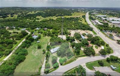 Dripping Springs Single Family Home For Sale: 5329 Bell Springs Rd