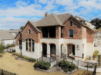 Leander Single Family Home For Sale: 2112 Buffalo Gap