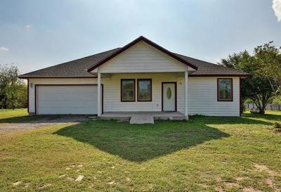 Single Family Home For Sale: 10801 Moore Rd