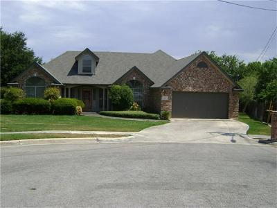 San Marcos Single Family Home For Sale: 105 Autumn Cv