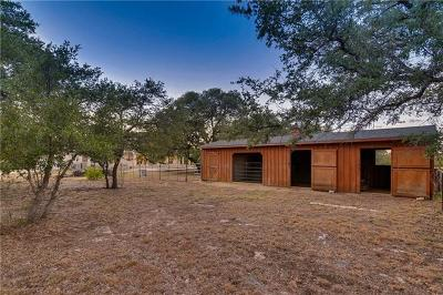 Salado Single Family Home For Sale: 15345 Cedar Valley Rd