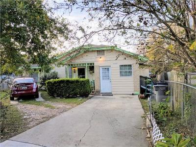 Austin TX Single Family Home For Sale: $169,999
