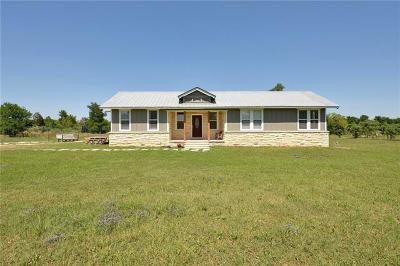 Cedar Creek Single Family Home Pending - Taking Backups: 172 Jones Rd