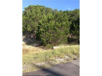 Spicewood Residential Lots & Land For Sale: 21802 Briarcliff Cv