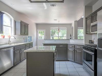Leander Single Family Home For Sale: 703 Meadow View Dr