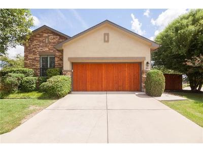 Round Rock Condo/Townhouse Pending - Taking Backups: 4332 Teravista Club Dr #41