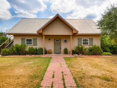 Spicewood Single Family Home For Sale: 102 Mels Rd