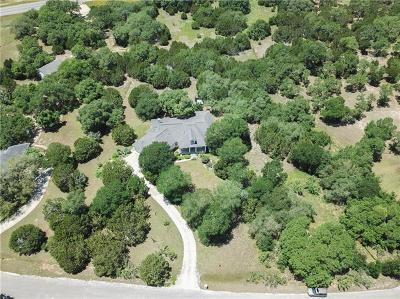 Dripping Springs Single Family Home For Sale: 10900 West Cave Xing