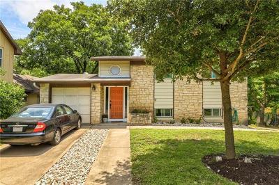 Austin Single Family Home For Sale: 3811 Wilson St