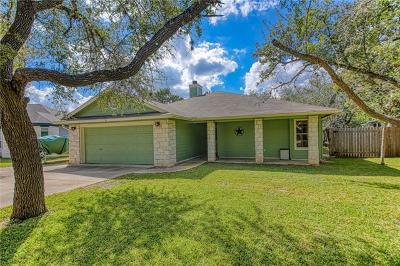 Point Venture Single Family Home For Sale: 202 Champions Cv