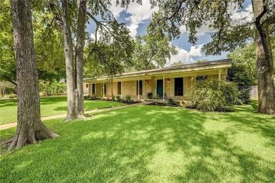 Single Family Home For Sale: 11805 Brookwood Rd