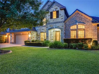 Cedar Park Single Family Home For Sale: 2709 Brindisi Way