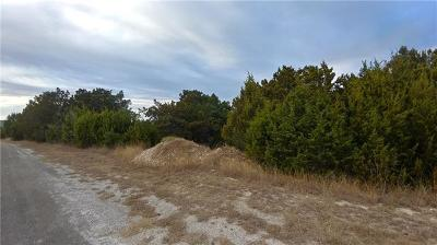 Lago Vista Residential Lots & Land For Sale: 20406 High Dr