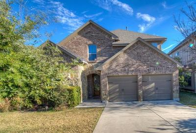 Cedar Park Single Family Home For Sale: 4013 Gloucester Dr