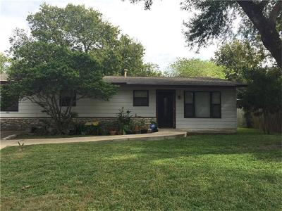 Austin TX Single Family Home For Sale: $399,000