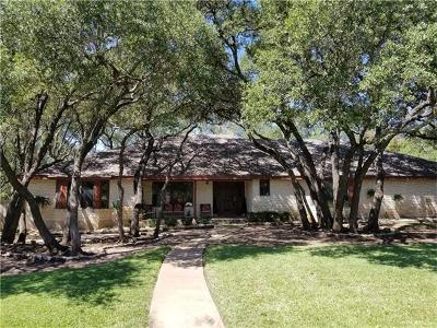 Round Rock Single Family Home For Sale: 2908 Oak Bend Dr
